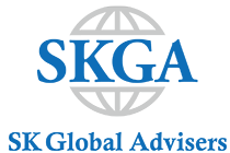 SKグローバルアドバイザーのロゴ