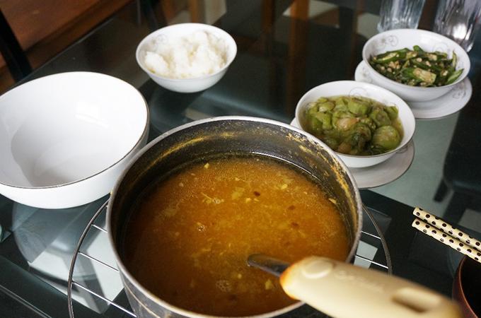バングラデシュの料理ダル